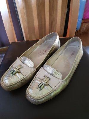 Geox Schuhe gold Größe 40