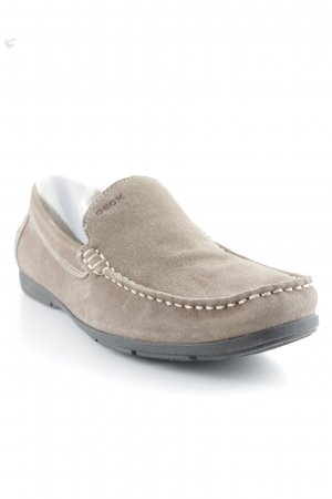 Geox Slippers grey brown classic style