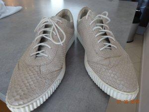 GEOX Sneaker Schnürschuhe Sportschuhe gr. 37, fällt aus wie 38 echtes Leder