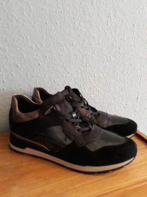 geox sneaker schuhe 41 schwarz