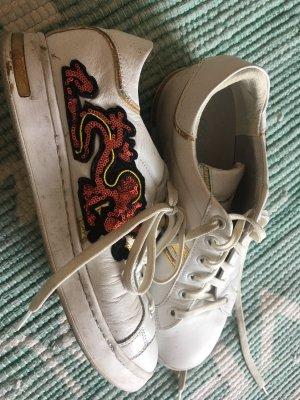 Geox sneakers  wenig getragen 37 coole Details hoher npr koll 2019