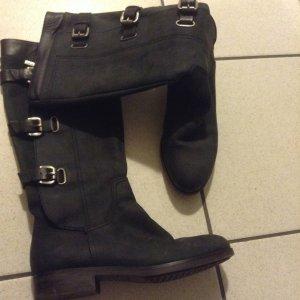 Geox Stiefel 37 schwarz