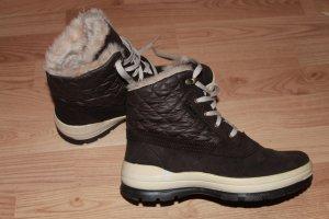 Geox Stiefel echt Leder Größe 37 Braun neu
