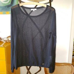 Geox transp. Pullover dunkelblau Gr.40 L