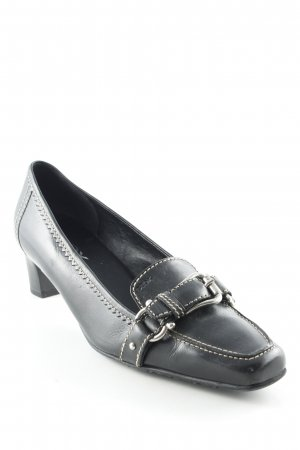 Geox Zapatos Informales negro estilo clásico