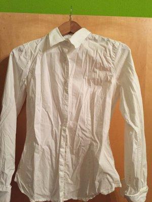 Geox weiße Bluse in Größe S