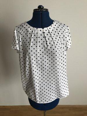 Gepunktete Bluse von Orsay