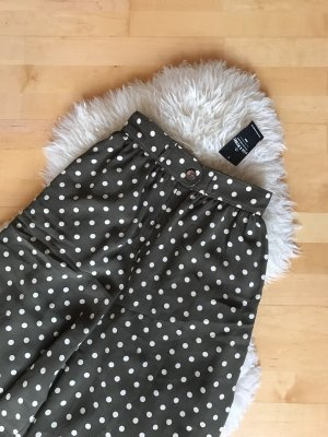 Culotte blanc-taupe