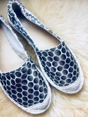 Espadrille Sandals nude-silver-colored