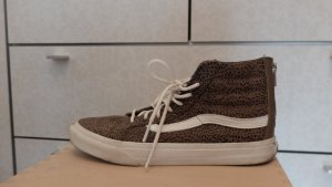 Vans Lace-Up Sneaker brown-light brown