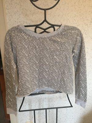 gepunkteter Pullover - passend zum Frühling - Größe S
