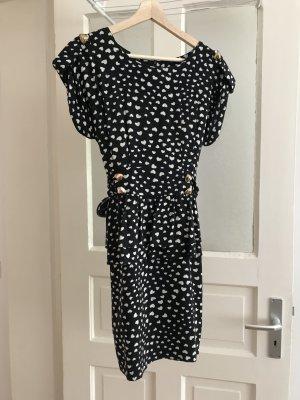 Mini-jurk veelkleurig Katoen