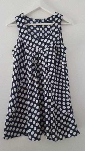 Gepunktetes Kleid/ Long Top von Vero Moda