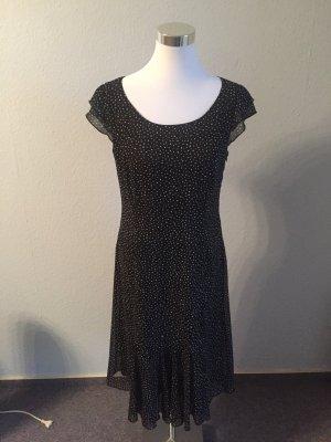 gepunktetes Sommer Kleid, Größe M