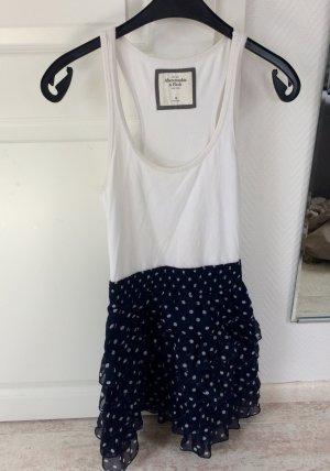 Gepunktetes Sommerkleid von A&F