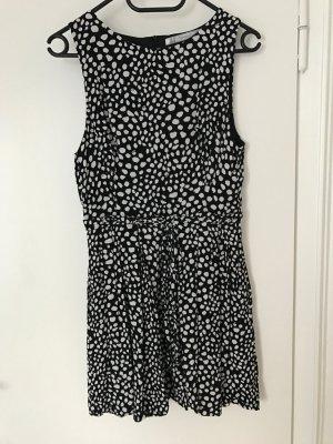Gepunktetes Sommerkleid von Zara