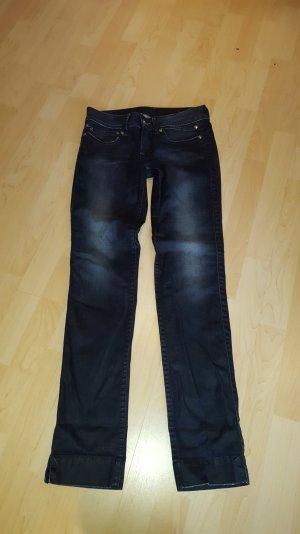 gerade dunkle Jeans von Pepe Jeans W28/L32