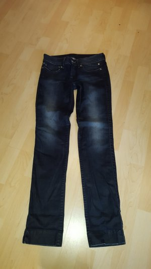 gerade dunkle Jeans von Pepe Jeans W28/L32
