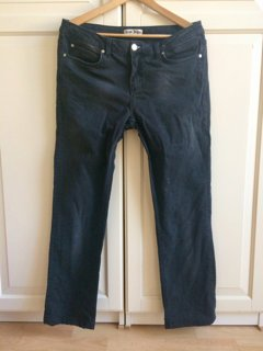 Gerade geschnittene Acne-Jeans