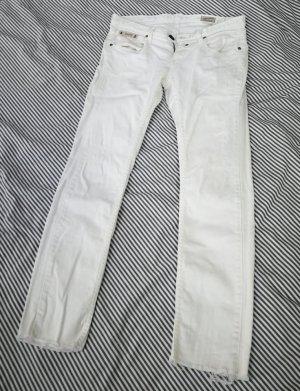 gerade geschnittene Herrlicher-Jeans 28/32