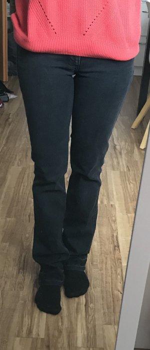 Arizona Tube jeans zwart