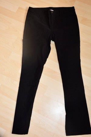 Gerade geschnittene Jeans von C&A schwarz M/L