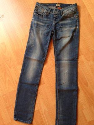 gerade geschnittene Jeans von Only, Gr. 28/32