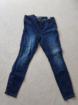 Gerade geschnittene Jeans wie neu