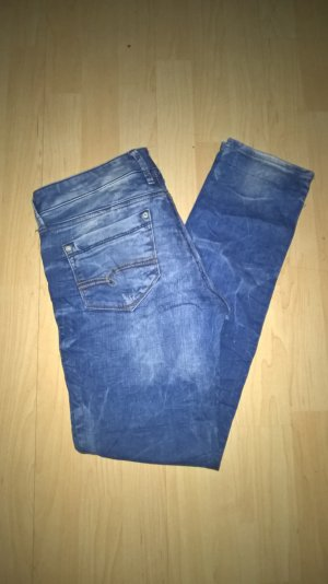 gerade geschnittene Mavi Jeanshose