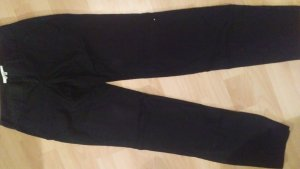 Zara Pantalone peg-top nero