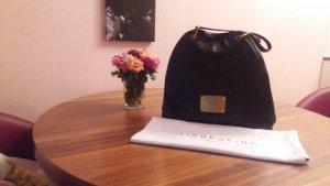 Liebeskind Berlin Frame Bag black-dark blue leather