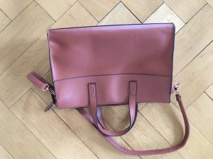 Even & Odd Laptop bag brown imitation leather
