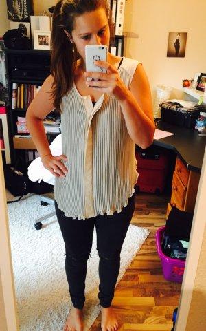 Geraffte Bluse von Vero Moda
