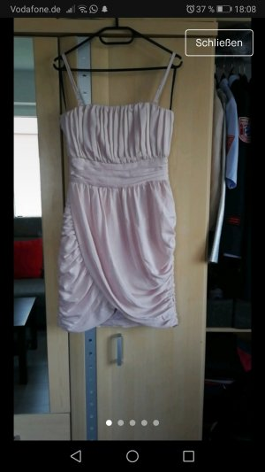 H&M Abito da ballo rosa pallido-rosa chiaro