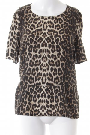 Gerard darel Schlupf-Bluse Leomuster Animal-Look