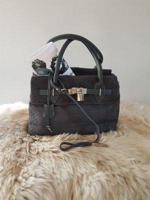 Gerard Pasquier Carry Bag silver-colored-dark grey
