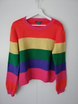 geringelter Pullover