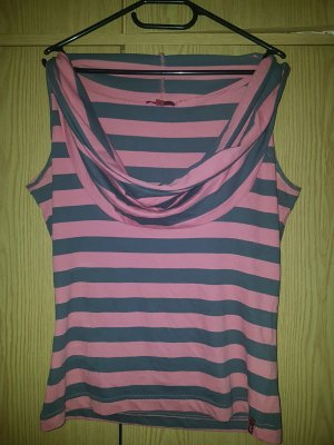 Geringeltes T-Shirt