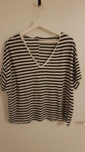 geringeltes Tshirt von Zara