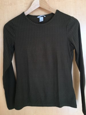 gerippter Pullover von H&M