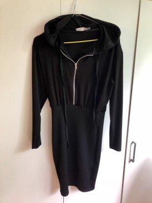 Asos Robe à capuche noir