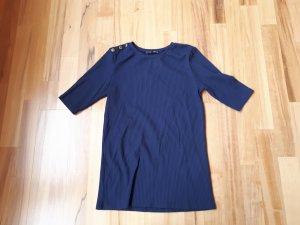 Zara T-shirt donkerblauw