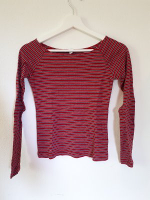Subdued Geribd shirt rood