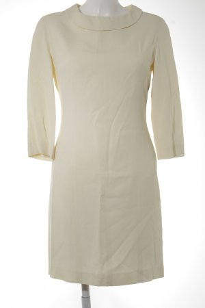 Germano Zama Kleid creme