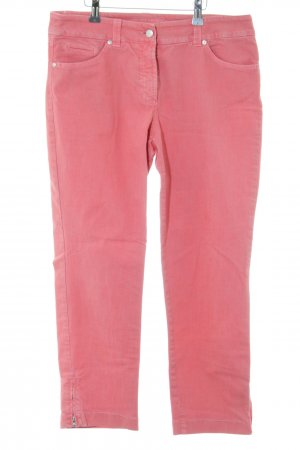 Gerry Weber 3/4-jeans roze casual uitstraling