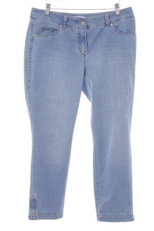 Gerry Weber Jeans a 7/8 blu fiordaliso stile casual