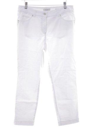 "Gerry Weber Jeans a 7/8 ""Roxane"" bianco"