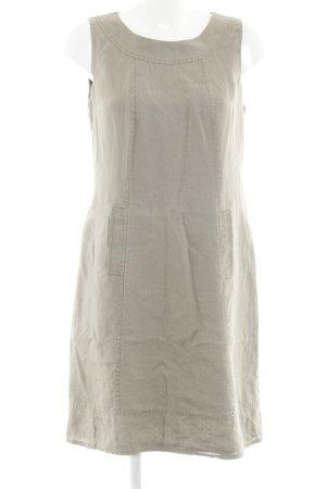 Gerry Weber A-Linien Kleid beige Casual-Look