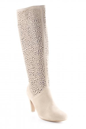 Gerry Weber Heel Boots oatmeal-light brown