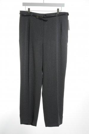Gerry Weber Suit Trouser anthracite business style